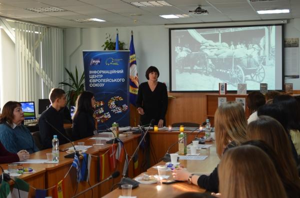 День пам'яті жертв Голодомору в Україні
